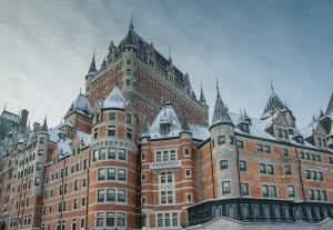 An image for the section Château Frontenac